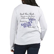 Jennifer's Sailor's Home Women's Long Sleeve Shirt