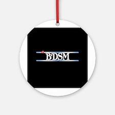 BDSM Ornament (Round)