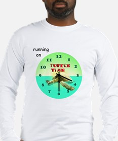 Turtle Time Long Sleeve T-Shirt