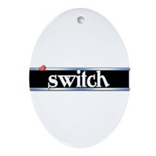 Switch Ornament (Oval)