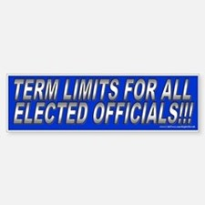 Term Limits for ALL! (sticker)