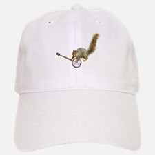 Sqiurrel with Banjo Baseball Baseball Cap
