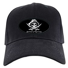 Black Gentleman of Opportunity Pirate Cap