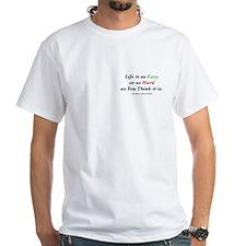 Shirt: Life Easy-Hard