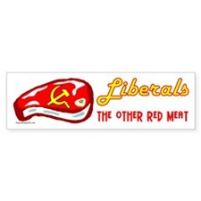 Other Red Meat Bumper Bumper Sticker