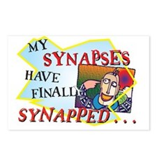 Synapses.... Postcards (Package of 8)