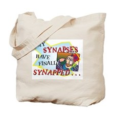 Synapses.... Tote Bag