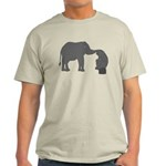 mutual understanding Light T-Shirt