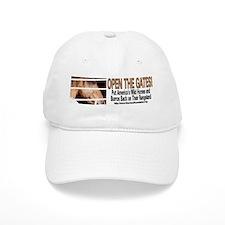 Open the Gates! Baseball Cap