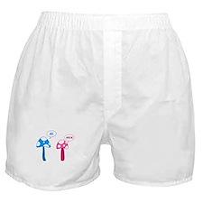 Cute Drug humor Boxer Shorts