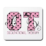 Occupational therapy Mouse Pads