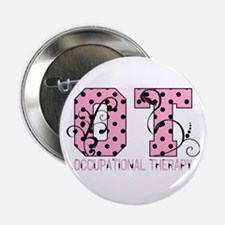 """Lots of Dots 2.25"""" Button (10 pack)"""