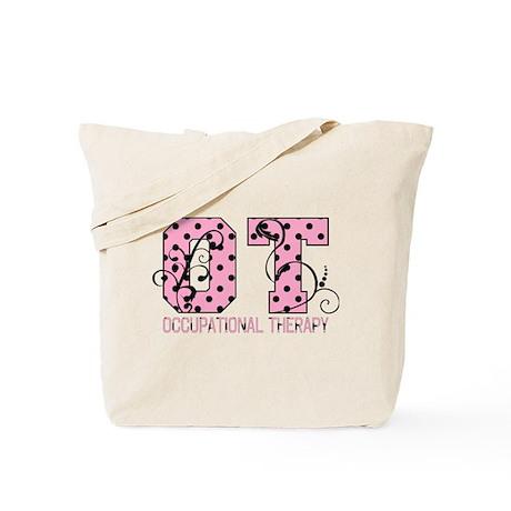 Lots of Dots Tote Bag