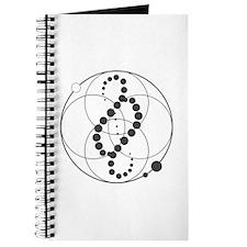Analemma Crop Circle Graphic Journal