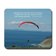 Mousepad: Courage-Intent