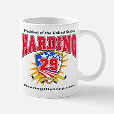 Warren G Harding Mug