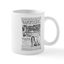 New York Herald Mug