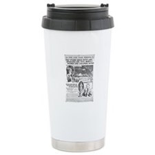 New York Herald Travel Mug