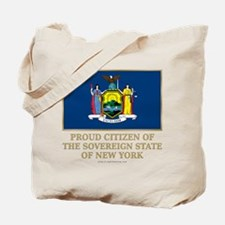 New York Proud Citizen Tote Bag