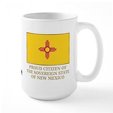 New Mexico Proud Citizen Mug
