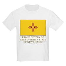 New Mexico Proud Citizen T-Shirt