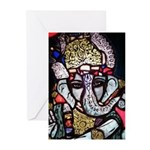 Ganesh Greeting Cards (Pk of 10)