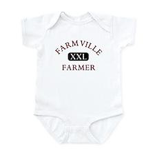 Cute Farmville Infant Bodysuit