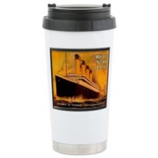 White Star Titanic Travel Mug