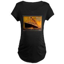 White Star Titanic T-Shirt
