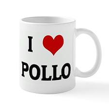 I Love POLLO Mug