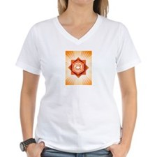 2 - sacral chakra T-Shirt