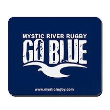 "Mystic ""Go Blue"" Mousepad"