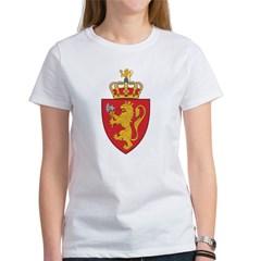 Norway 1905 Coat Of Arms Tee