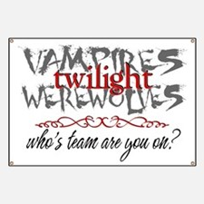 Unique Twilight jacob black Banner