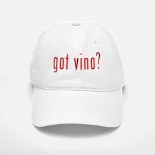 got vino? Baseball Baseball Cap