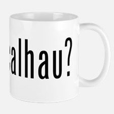 got bacalhau? Mug