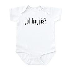 got haggis? Infant Bodysuit