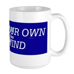 TOP Chase Your Tailwind Large Mug