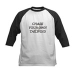 TOP Chase Your Tailwind Kids Baseball Jersey