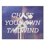 TOP Chase Your Tailwind Small Poster