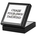 TOP Chase Your Tailwind Keepsake Box