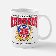 John F Kennedy Mug