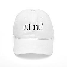 got pho? Baseball Cap