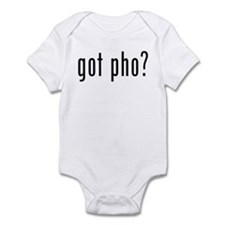 got pho? Infant Bodysuit