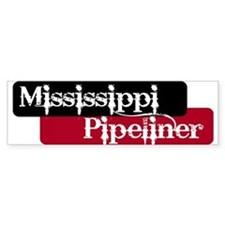 Mississippi Pipeliner Bumper Bumper Stickers