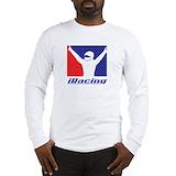 Iracing Long Sleeve T Shirts