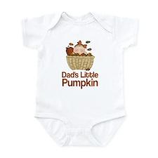 Dad's Little Pumpkin Infant Bodysuit