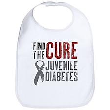 Juvenile Diabetes Bib