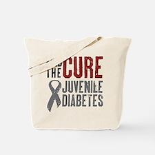 Juvenile Diabetes Tote Bag