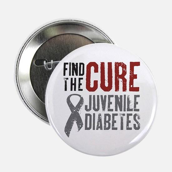 "Juvenile Diabetes 2.25"" Button"